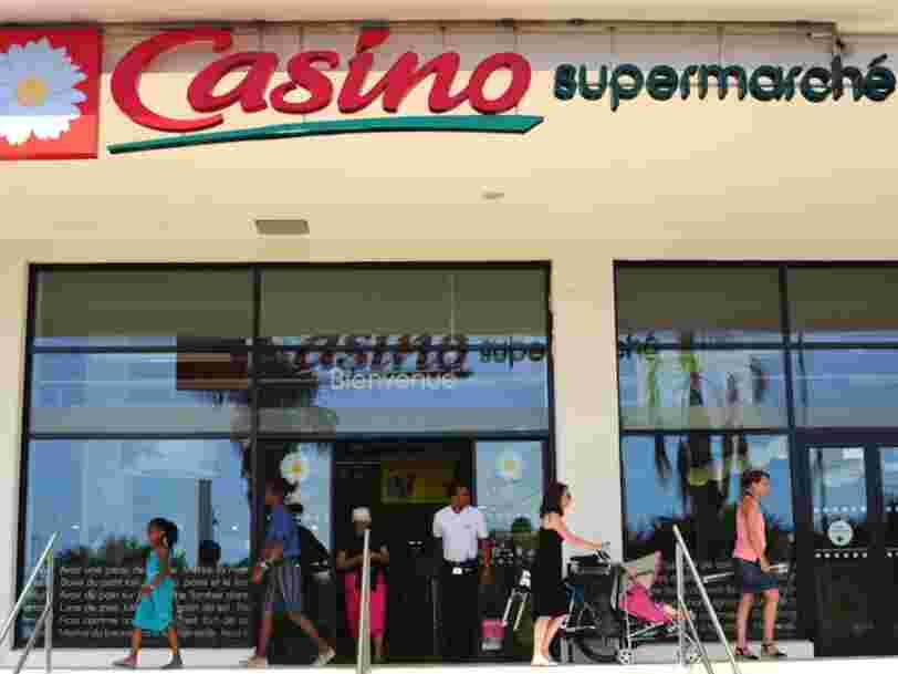 6 magasins Casino vont être repris par Leclerc ou le groupe d'Intermarché