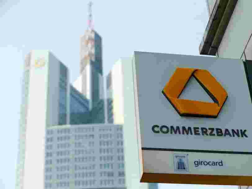 Société générale rachète les activités de gestion d'actifs de Commerzbank