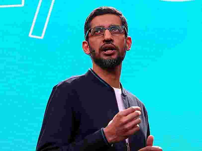Google est sur le point de réussir 'l'impossible' et détrôner Microsoft comme première plateforme d'accès à internet