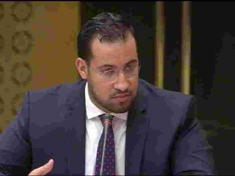 L'ancien conseiller de l'Elysée Alexandre Benalla est désormais soupçonné d'avoir profité de sa position pour faire des affaires