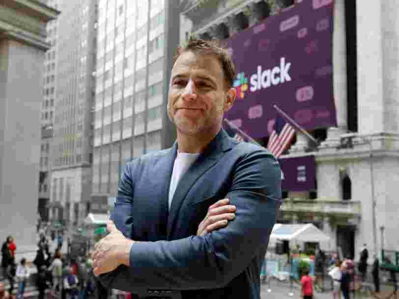 Slack : le nom de la messagerie veut en fait dire quelque chose