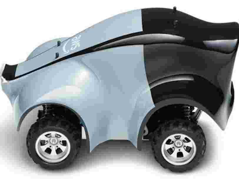 Amazon lance une voiture-jouet autonome à 400$ que vous pouvez programmer vous-même et lance en même temps une compétition pour tester vos compétences