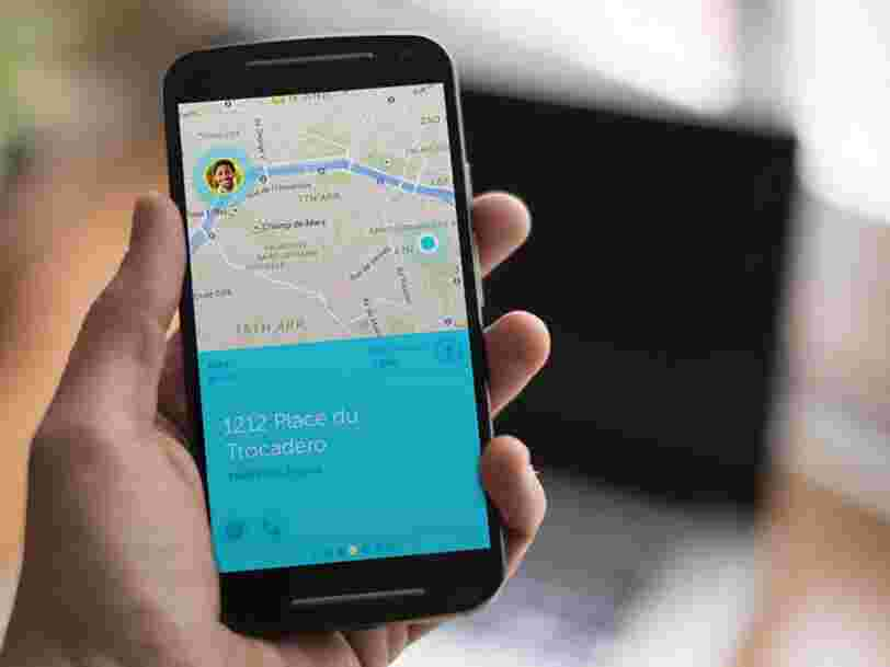 Un des premiers investisseurs de Twitter vient de miser sur une appli française de géolocalisation