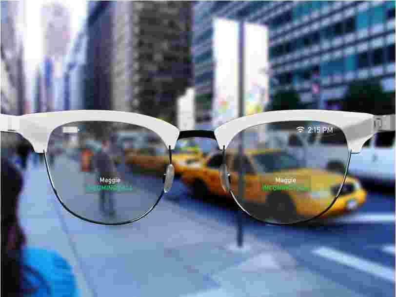 Apple Glass : ce qu'on sait déjà sur les lunettes de réalité augmentée qui pourraient sortir dès l'année prochaine