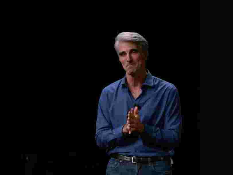 Le nouvel outil de reconnaissance faciale d'Apple permettant de déverrouiller l'iPhone X n'a pas fonctionné lors de sa première démo publique