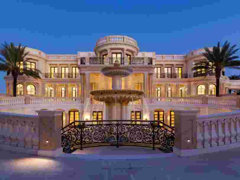 Voici les 6 maisons les plus extravagantes du monde, en Californie, en Floride ou en Chine