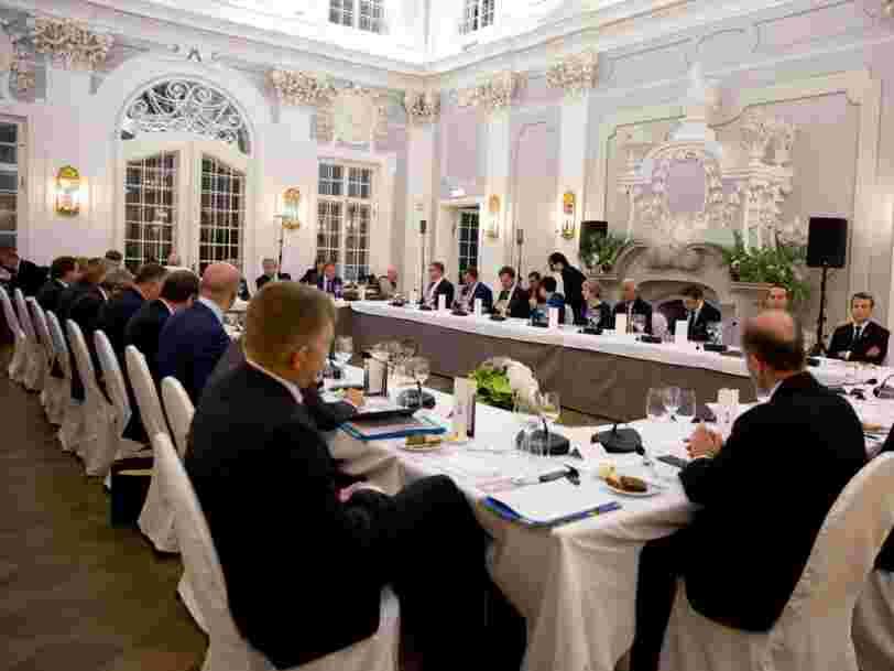 L'Europe se réunit à Tallin pour parler de taxer les GAFA — mais il y a un autre sujet numérique majeur à 584Mds€ au menu