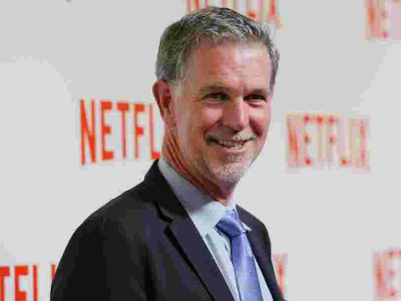 Netflix dépasse toutes les attentes avec 5 millions de nouveaux abonnés et atteint des sommets en bourse