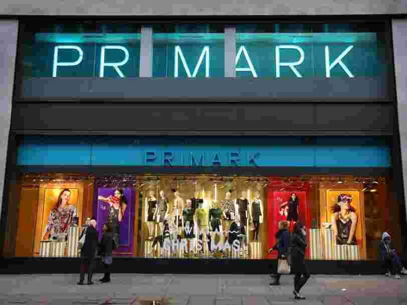 Primark a enfin révélé comment il fallait prononcer le nom de sa marque — et ça a déchaîné les internautes sur Twitter