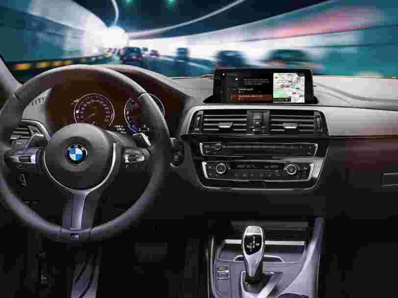 Voici comment la voiture se transforme en assistant intelligent
