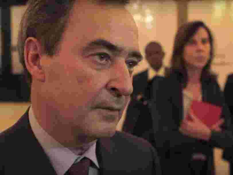 L'ancien PDG du cimentier franco-suisse Lafarge est en garde à vue pour s'expliquer sur le financement de groupes armés en Syrie