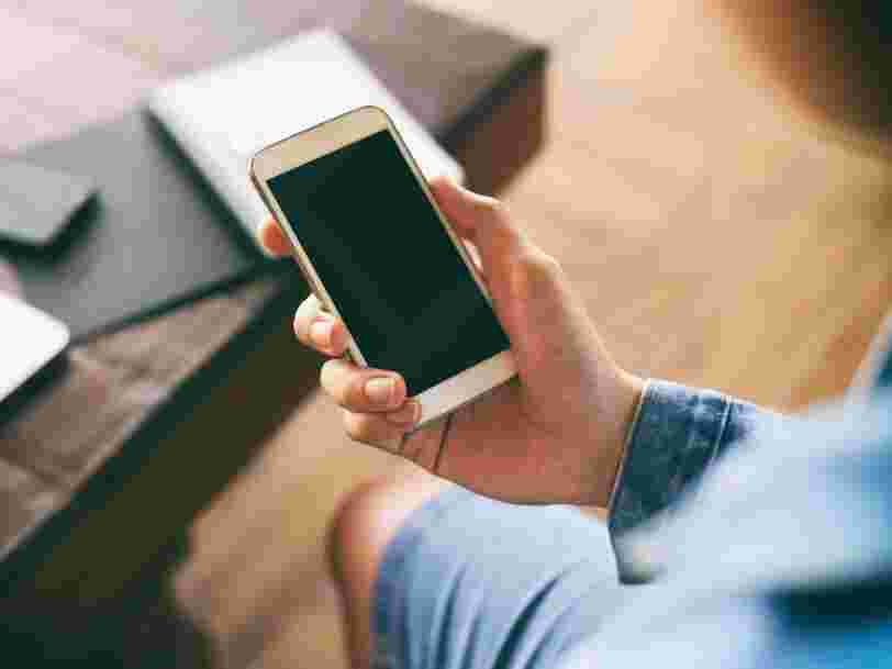 Ces 10 habitudes que vous avez avec votre smartphone et qui sapent votre productivité