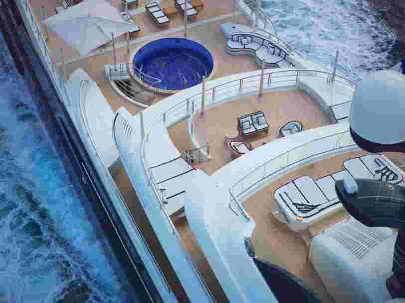 Les 11 yachts les plus chers du monde