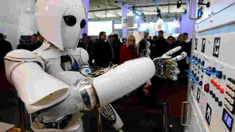 JPMORGAN: Les robots pourraient provoquer la 'prochaine grande correction'
