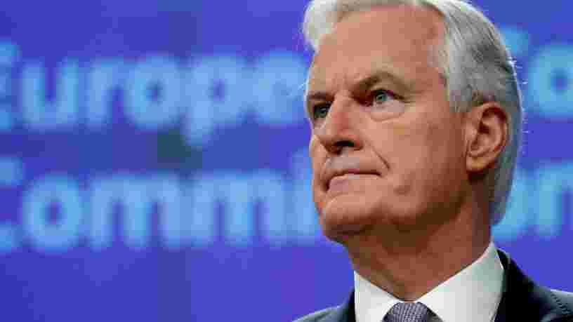 L'Europe va facturer 50 à 60 Mds € au Royaume-Uni dès que le processus du Brexit sera lancé