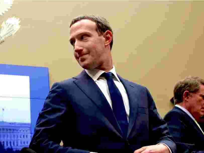 Facebook passe un accord à 5 Md$ avec les autorités américaines qui l'accusent d'avoir trompé ses utilisateurs