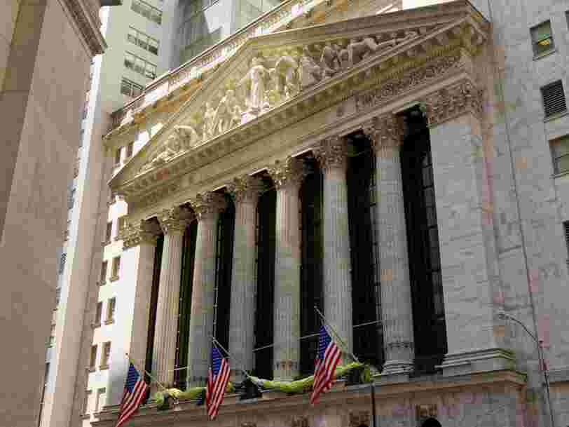Le Dow Jones a battu un nouveau record à Wall Street — voici ce qu'il faut savoir sur le plus vieil indice boursier au monde