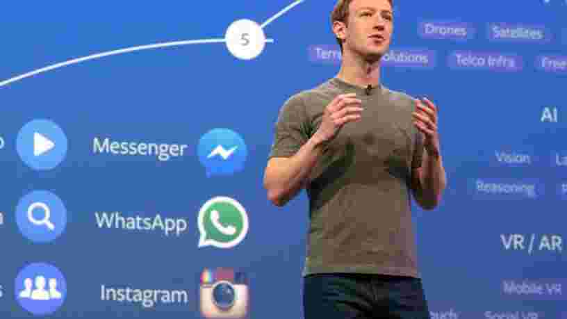La controversée application Messenger Kids de Facebook est disponible en dehors des États-Unis pour la première fois