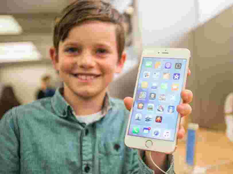 Apple annonce prévoir de nouvelles fonctionnalités contre l'addiction des enfants aux iPhones
