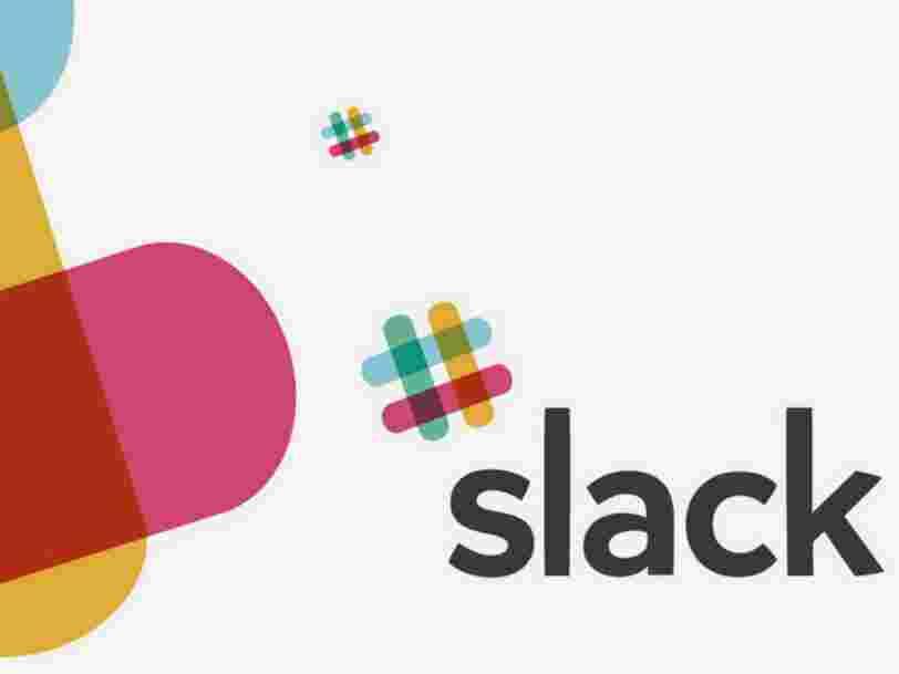 Il y a un sens caché à 'Slack', le nom de la startup valorisée à 3,8 Mds€