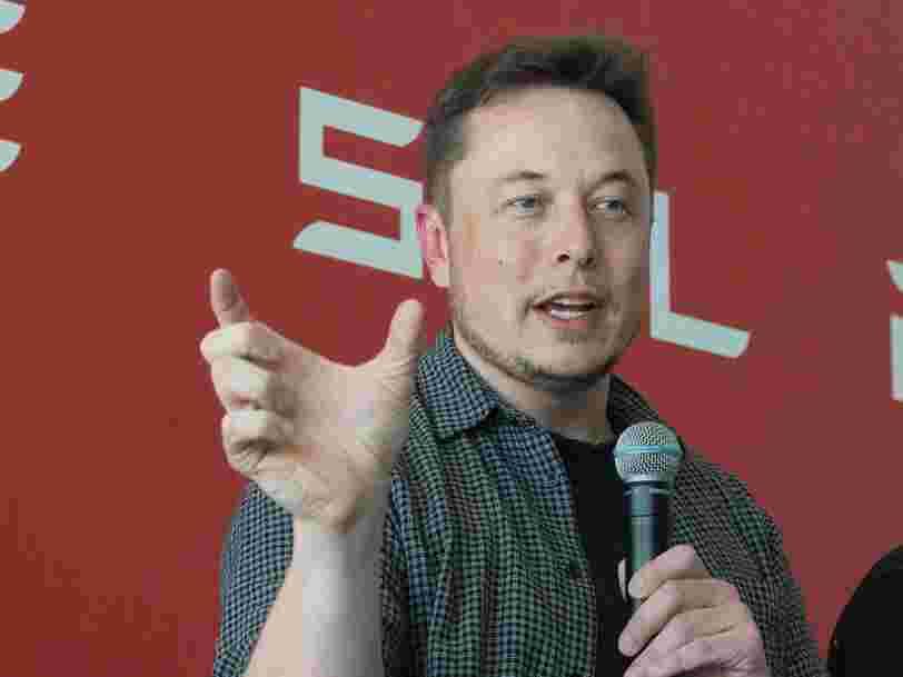 Tesla révèle une perte plus grande que prévu — mais confirme que la production du Model 3 est en bonne voie