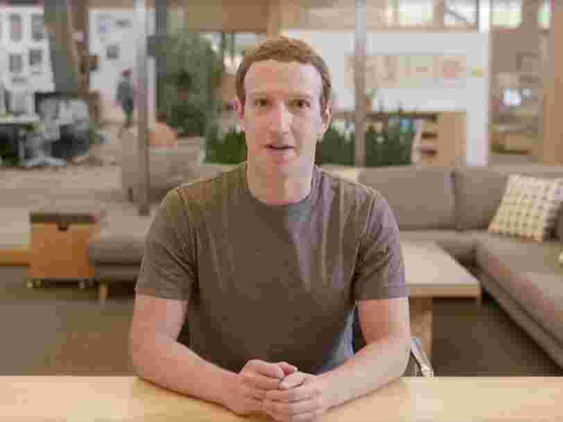 Le défi personnel de Mark Zuckerberg pour 2018 est de réparer toutes les erreurs de Facebook