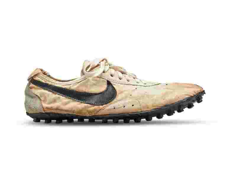 Sotheby's met aux enchères les paires de sneakers les plus convoitées de Nike et Adidas