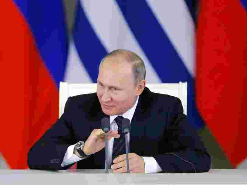 La Russie cible la propagation d'informations mensongères en créant des unités spéciales