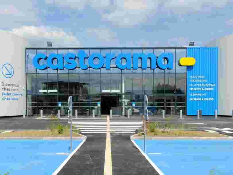 L'enseigne Castorama pourrait disparaître selon les syndicats