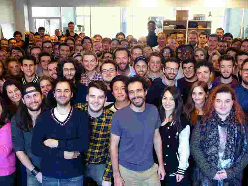 Le patron de la startup française Blade, qui a embauché 130 personnes en un an, utilise 2 techniques pour savoir si vous avez une place dans son entreprise