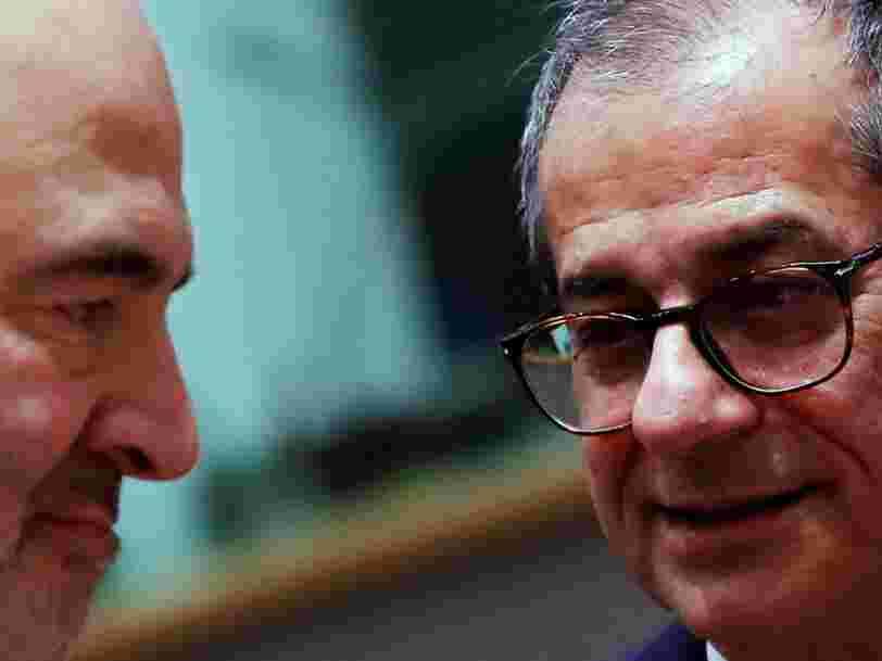 L'Italie va échapper à des sanctions de Bruxelles après avoir accepté de revoir à la baisse son déficit budgétaire