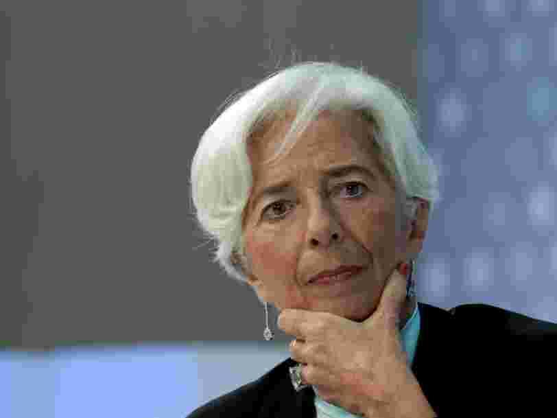 La patronne du FMI Christine Lagarde est face à la justice pour répondre de l'accord conclu avec Bernard Tapie sur la revente d'Adidas