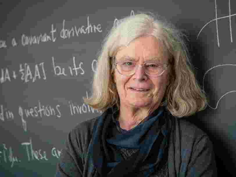 Avant la mathématicienne Karen Uhlenbeck, ces 20 femmes sont les seules à avoir été distinguées par un Nobel scientifique ou ses équivalents en maths