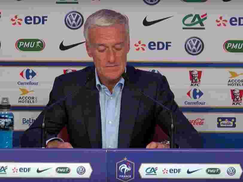 Voici les 23 joueurs français qui vont tenter de gagner une deuxième Coupe du monde — 20 ans après Zidane et Deschamps