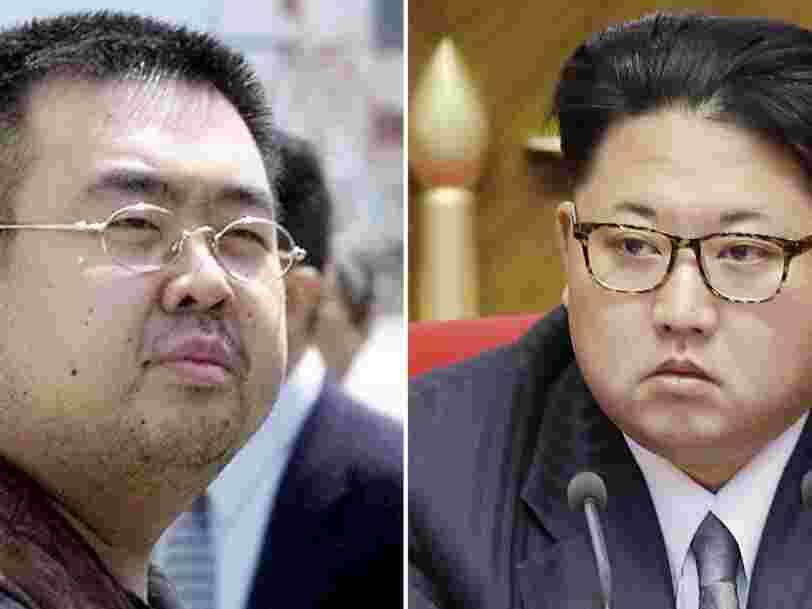 Le demi-frère de Kim Jong-un était en fait un informateur de la CIA