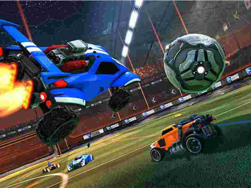 Les créateurs de 'Fortnite' viennent d'acheter le studio qui se cache derrière le jeu vidéo à succès 'Rocket League'