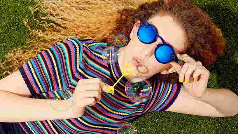 La maison-mère de Snapchat prépare une nouvelle version de ses lunettes Spectacles équipée de deux appareils photo au prix de 350$
