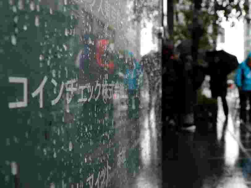 10 traders attaquent en justice la plateforme japonaise d'échange de crypto-monnaies qui a été victime d'un piratage de 530M$