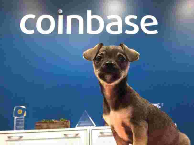 La plateforme d'échange de crypto-monnaies Coinbase lance son fonds de capital-risque pour créer un 'système financier ouvert pour le monde'