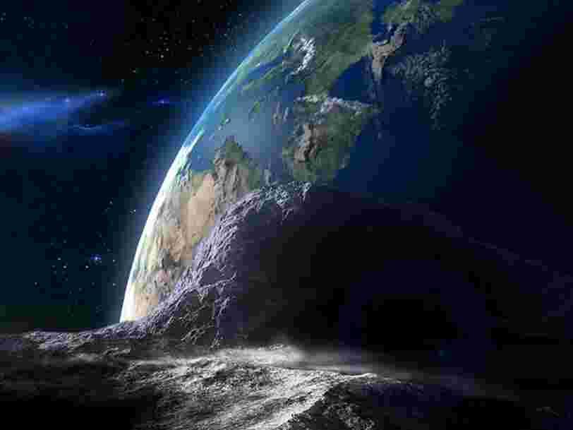 Un astéroïde va passer juste à côté de la Terre ce soir et ce n'était pas arrivé depuis au moins 400 ans