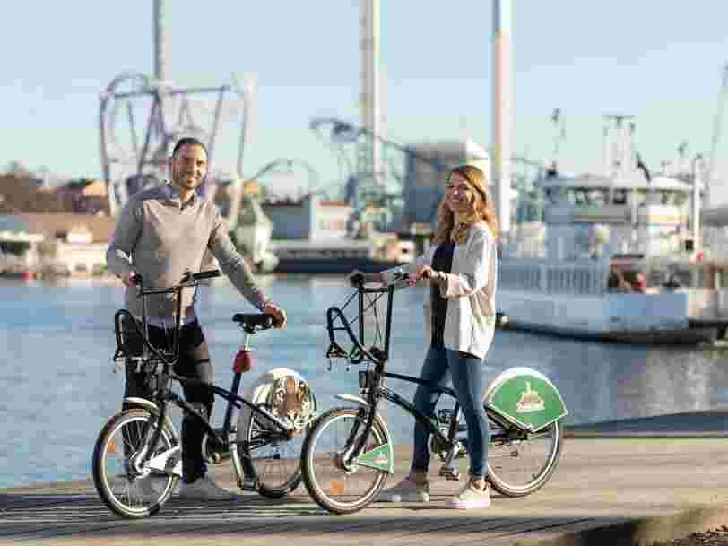 Voici les 20 meilleures capitales européennes pour louer des vélos, voitures et scooters en libre-service