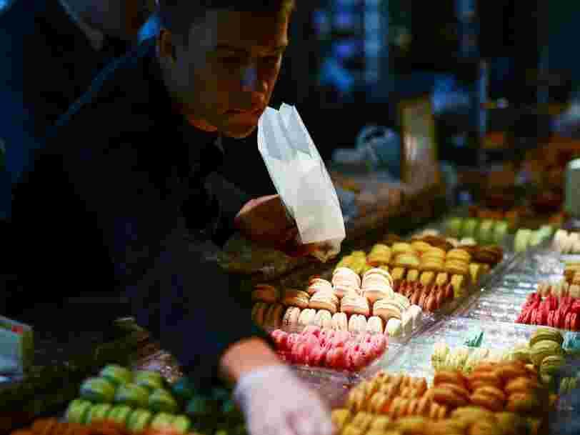 On vous présente la startup suédoise qui permet à Ladurée de vous livrer des macarons chez vous