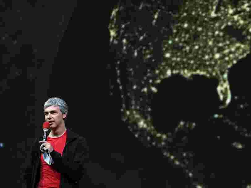 Alphabet, qui était autrefois Google, a créé XXVI — une nouvelle société pour tous ses autres 'paris'