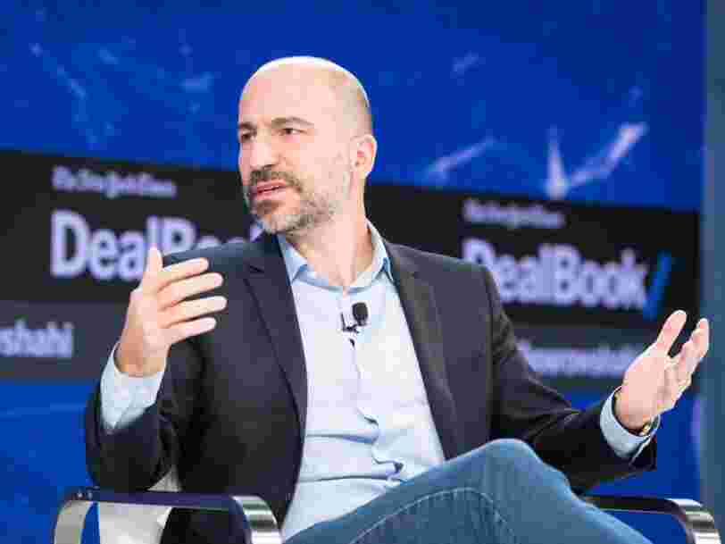 L'un des plus gros risques d'Uber est son modèle économique, selon Goldman Sachs