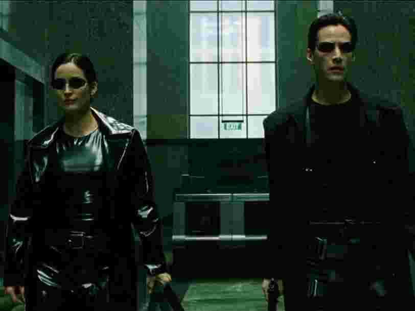 Matrix : 10 choses surprenantes sur la saga avec Keanu Reeves