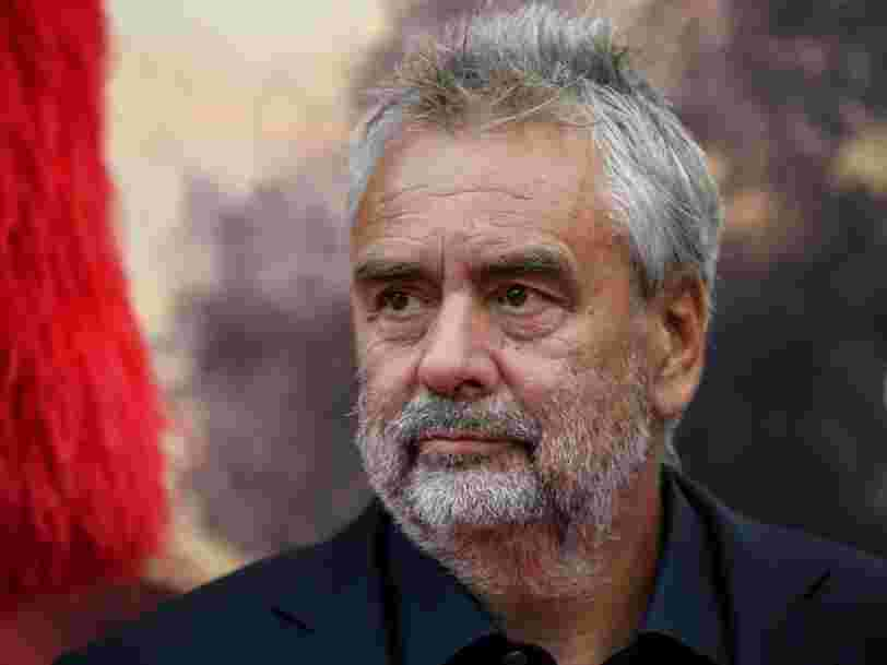 Luc Besson a touché une très belle rémunération malgré les difficultés d'EuropaCorp
