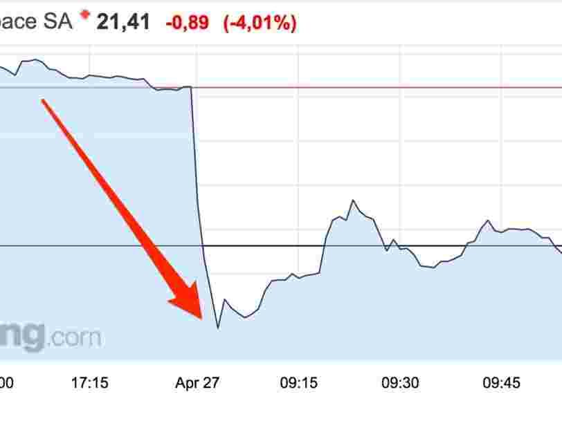 Zodiac chute en Bourse après une information sur un possible abandon de la fusion avec Safran