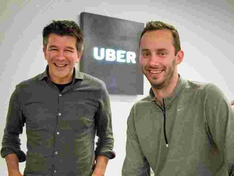 Uber vient de licencier l'ingénieur au cœur de son procès avec Google parce qu'il refuse de coopérer
