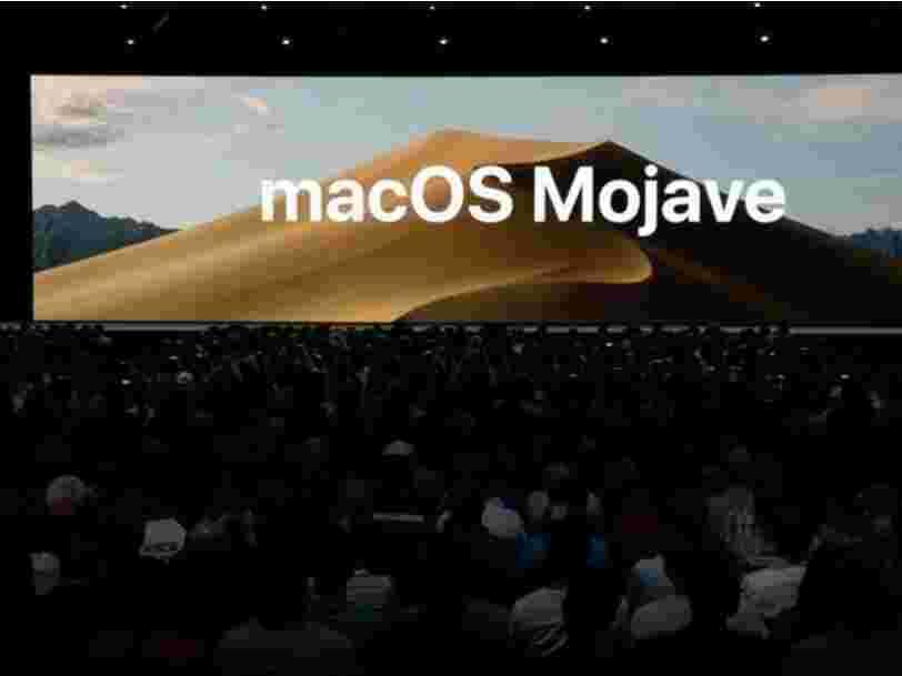 La prochaine mise à jour majeure d'Apple pour Mac arrive cet automne et s'appelle 'Mojave' — voici toutes les nouvelles fonctionnalités