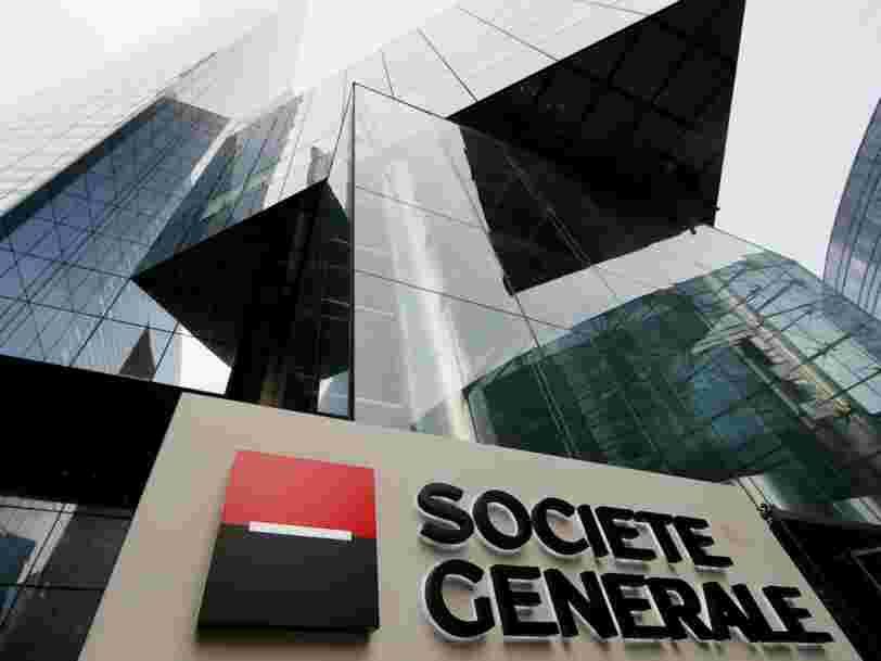 Société générale consolide sa situation économique à quelques jours d'une décision importante